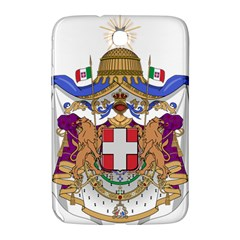 Greater Coat of Arms of Italy, 1870-1890  Samsung Galaxy Note 8.0 N5100 Hardshell Case