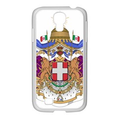 Greater Coat of Arms of Italy, 1870-1890  Samsung GALAXY S4 I9500/ I9505 Case (White)