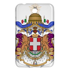 Greater Coat of Arms of Italy, 1870-1890  Samsung Galaxy Tab 3 (7 ) P3200 Hardshell Case