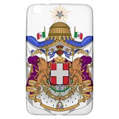 Greater Coat of Arms of Italy, 1870-1890  Samsung Galaxy Tab 3 (8 ) T3100 Hardshell Case