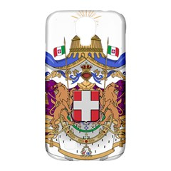 Greater Coat of Arms of Italy, 1870-1890  Samsung Galaxy S4 Classic Hardshell Case (PC+Silicone)