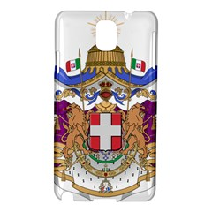 Greater Coat of Arms of Italy, 1870-1890  Samsung Galaxy Note 3 N9005 Hardshell Case