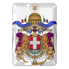 Greater Coat of Arms of Italy, 1870-1890  Kindle Fire HDX Hardshell Case