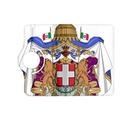 Greater Coat of Arms of Italy, 1870-1890  Kindle Fire HD (2013) Flip 360 Case