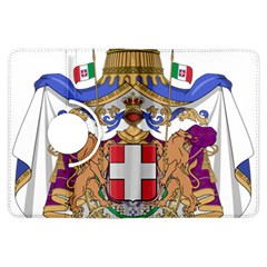 Greater Coat of Arms of Italy, 1870-1890  Kindle Fire HDX Flip 360 Case