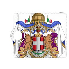 Greater Coat of Arms of Italy, 1870-1890  Kindle Fire HDX 8.9  Flip 360 Case