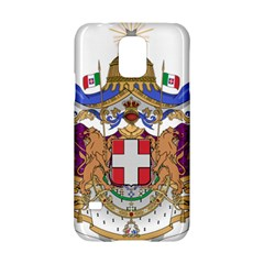 Greater Coat of Arms of Italy, 1870-1890  Samsung Galaxy S5 Hardshell Case
