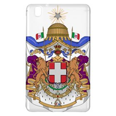 Greater Coat of Arms of Italy, 1870-1890  Samsung Galaxy Tab Pro 8.4 Hardshell Case