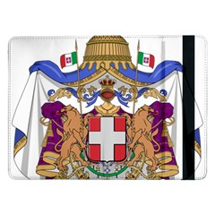 Greater Coat of Arms of Italy, 1870-1890  Samsung Galaxy Tab Pro 12.2  Flip Case