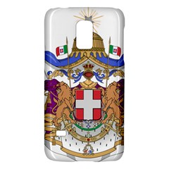 Greater Coat of Arms of Italy, 1870-1890  Galaxy S5 Mini