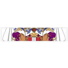 Greater Coat of Arms of Italy, 1870-1890  Flano Scarf (Small)