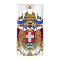 Greater Coat of Arms of Italy, 1870-1890  Samsung Galaxy A5 Hardshell Case