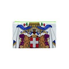 Greater Coat Of Arms Of Italy, 1870 1890  Cosmetic Bag (xs)