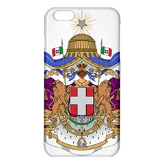 Greater Coat of Arms of Italy, 1870-1890  iPhone 6 Plus/6S Plus TPU Case