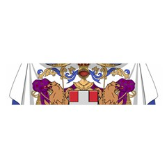 Greater Coat of Arms of Italy, 1870-1890  Satin Scarf (Oblong)