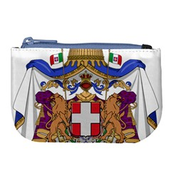 Greater Coat of Arms of Italy, 1870-1890  Large Coin Purse
