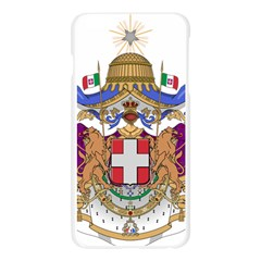 Greater Coat of Arms of Italy, 1870-1890  Apple Seamless iPhone 6 Plus/6S Plus Case (Transparent)