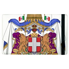 Greater Coat Of Arms Of Italy, 1870 1890  Apple Ipad Pro 12 9   Flip Case