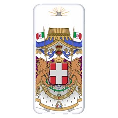 Greater Coat of Arms of Italy, 1870-1890  Samsung Galaxy S8 Plus White Seamless Case