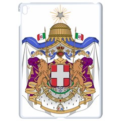 Greater Coat of Arms of Italy, 1870-1890  Apple iPad Pro 9.7   White Seamless Case