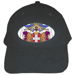 Greater Coat of Arms of Italy, 1870-1890 Black Cap
