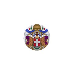 Greater Coat of Arms of Italy, 1870-1890 1  Mini Buttons