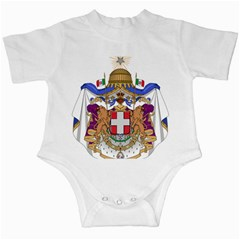 Greater Coat of Arms of Italy, 1870-1890 Infant Creepers