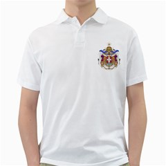 Greater Coat of Arms of Italy, 1870-1890 Golf Shirts