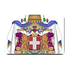 Greater Coat of Arms of Italy, 1870-1890 Small Doormat