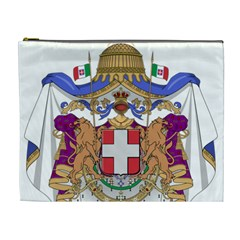 Greater Coat of Arms of Italy, 1870-1890 Cosmetic Bag (XL)