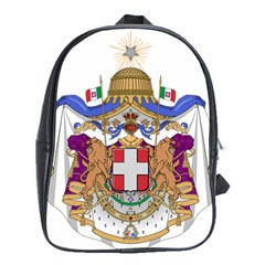 Greater Coat of Arms of Italy, 1870-1890 School Bags(Large)