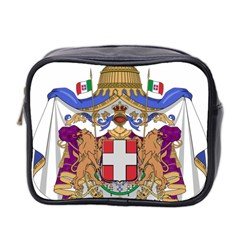 Greater Coat of Arms of Italy, 1870-1890 Mini Toiletries Bag 2-Side