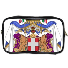 Greater Coat of Arms of Italy, 1870-1890 Toiletries Bags 2-Side