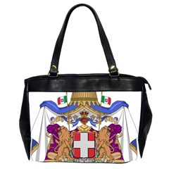 Greater Coat of Arms of Italy, 1870-1890 Office Handbags (2 Sides)