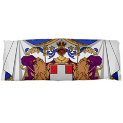 Greater Coat of Arms of Italy, 1870-1890 Body Pillow Case Dakimakura (Two Sides)
