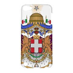 Greater Coat of Arms of Italy, 1870-1890 Apple iPod Touch 5 Hardshell Case
