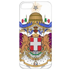 Greater Coat of Arms of Italy, 1870-1890 Apple iPhone 5 Classic Hardshell Case