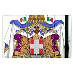 Greater Coat of Arms of Italy, 1870-1890 Apple iPad 3/4 Flip Case
