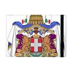 Greater Coat of Arms of Italy, 1870-1890 Apple iPad Mini Flip Case