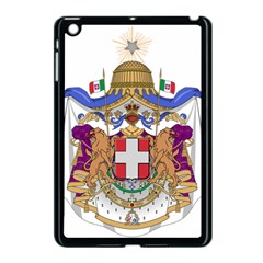 Greater Coat of Arms of Italy, 1870-1890 Apple iPad Mini Case (Black)