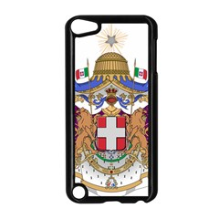 Greater Coat of Arms of Italy, 1870-1890 Apple iPod Touch 5 Case (Black)