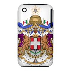 Greater Coat of Arms of Italy, 1870-1890 iPhone 3S/3GS