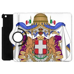 Greater Coat of Arms of Italy, 1870-1890 Apple iPad Mini Flip 360 Case