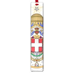 Greater Coat of Arms of Italy, 1870-1890 Large Book Marks