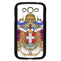 Greater Coat of Arms of Italy, 1870-1890 Samsung Galaxy Grand DUOS I9082 Case (Black)