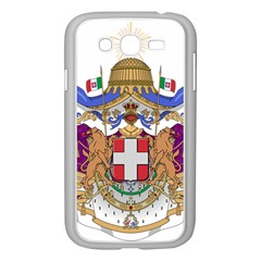 Greater Coat of Arms of Italy, 1870-1890 Samsung Galaxy Grand DUOS I9082 Case (White)