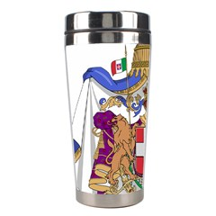 Greater Coat of Arms of Italy, 1870-1890 Stainless Steel Travel Tumblers