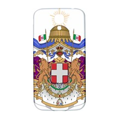 Greater Coat of Arms of Italy, 1870-1890 Samsung Galaxy S4 I9500/I9505  Hardshell Back Case