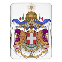 Greater Coat of Arms of Italy, 1870-1890 Samsung Galaxy Tab 3 (10.1 ) P5200 Hardshell Case