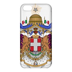 Greater Coat of Arms of Italy, 1870-1890 Apple iPhone 5C Hardshell Case